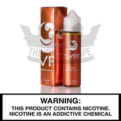DIVINE BY SVRF - The King of Vape