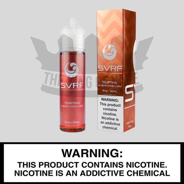 RED TEMPTING BY SVRF - The King of Vape