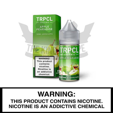 Apple Pearadise by TRPCL100 Salts - The King of Vape