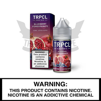 Blueberry Pomegranate by TRPCL100 Salts - The King of Vape