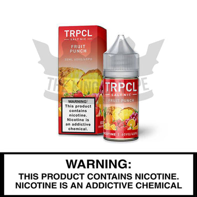 Fruit Punch by TRPCL100 Salts - The King of Vape