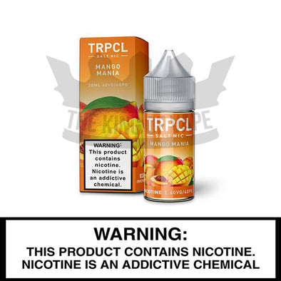 Mango Mania by TRPCL100 Salts - The King of Vape