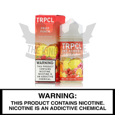Fruit Punch by TRPCL One Hundred - The King of Vape