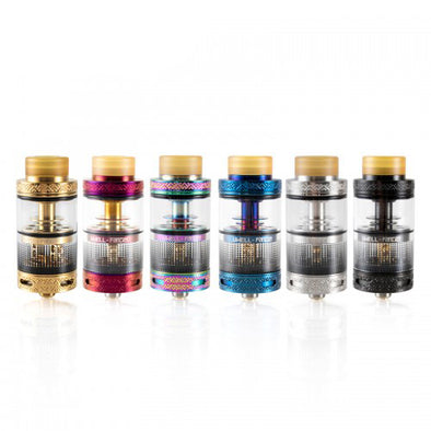 UWELL FANCIER RTA/RDA TANK - The King of Vape