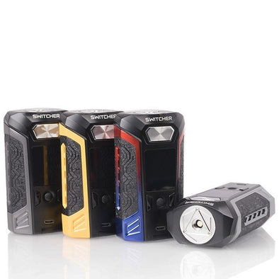 VAPORESSO SWITCHER 220W TC BOX MOD - The King of Vape