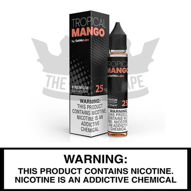 Tropical Mango by SaltNicLabs - VGOD - The King of Vape