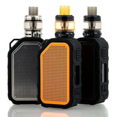 WISMEC ACTIVE - 80W STARTER KIT - BLUETOOTH SPEAKER - The King of Vape