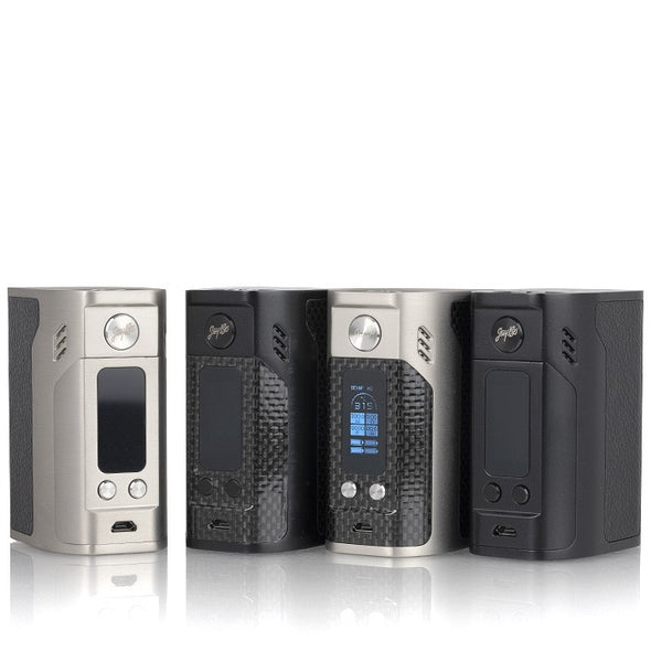 WISMEC REULEAUX RX300 TC BOX MOD - The King of Vape