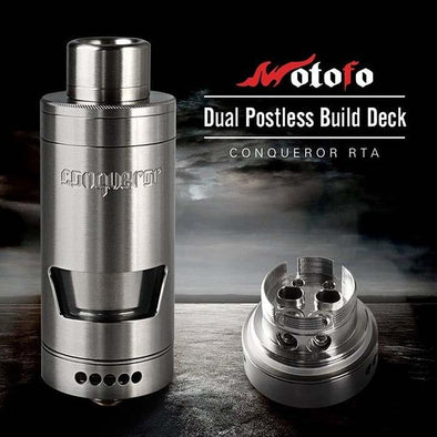 Wotofo Conqueror RTA - The King of Vape