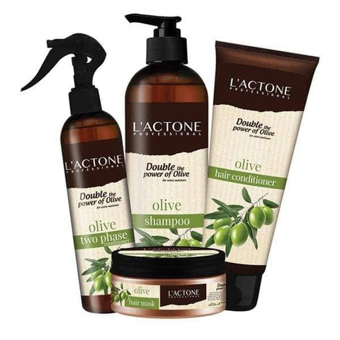 OLIVE OIL HAIR CARE ŞAMPUAN LACTONE- Lactone