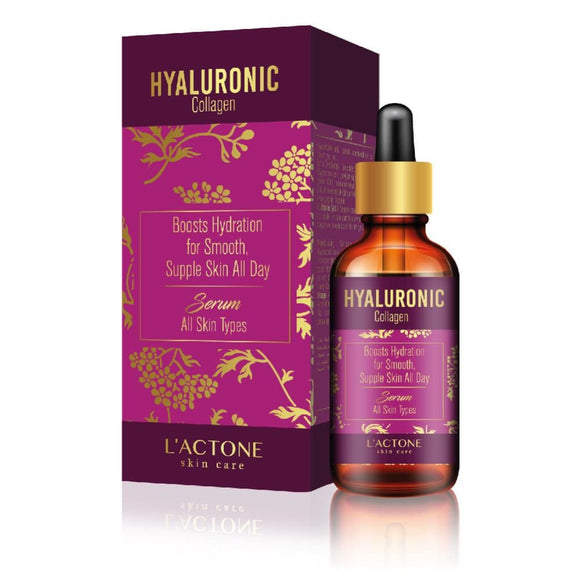 LACTONE HYALURONIK ASIT SERUM 30 ML