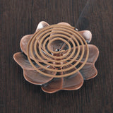 Lotus Incense Burner - Waiting For Sunrise