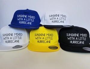 Sunshine hurricane snap back - youth