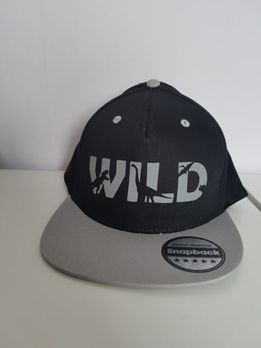 Dino name design snap back - youth
