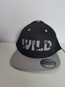 Dino name design snap back