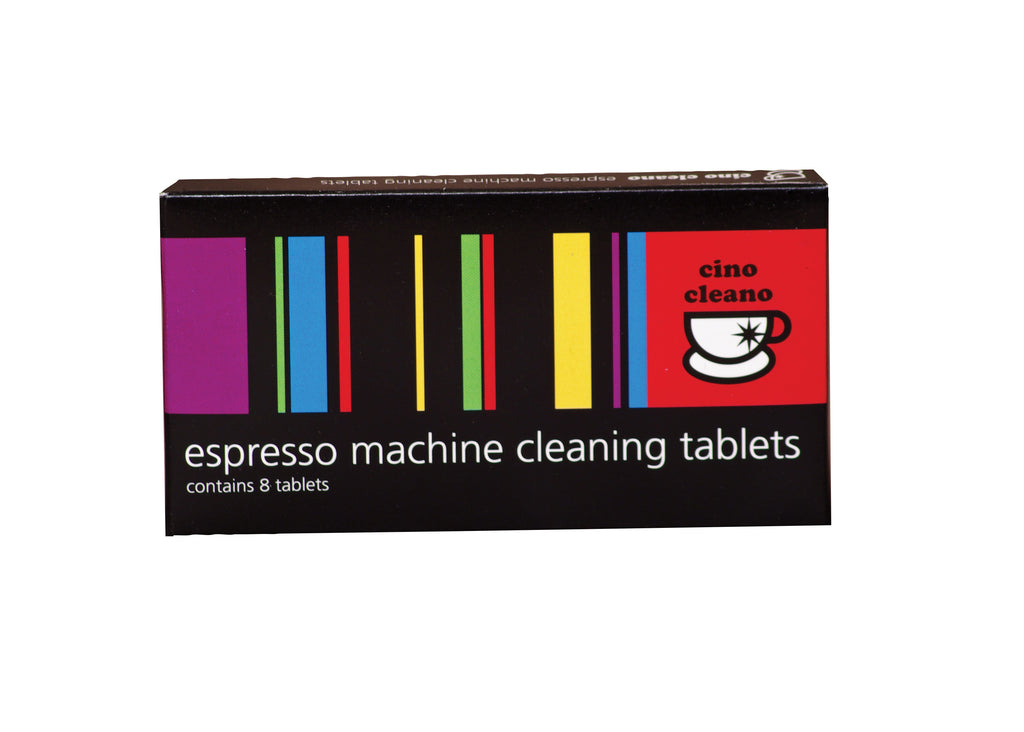 Espresso Machine Cleaning Tablets Cino Cleano