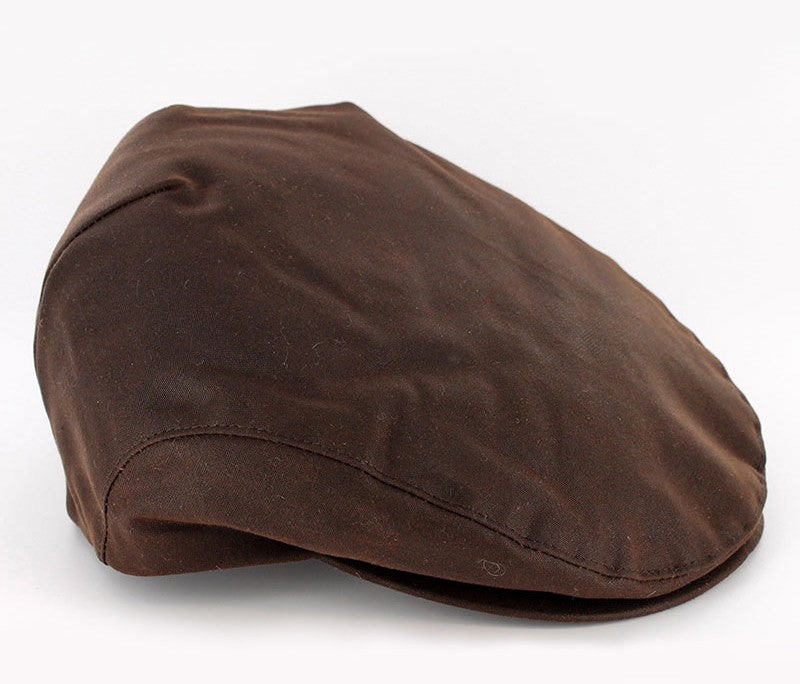 MUCROS WEAVERS TRINITY CAP WAX BROWN