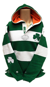 Irish Rugby Hoodie Donegal Bay