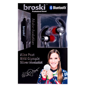 Alise Post Bluetooth® Sports Earphones