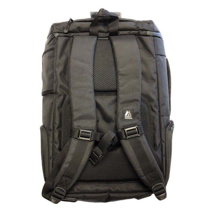 broski and KickPOWER Official backpack