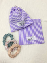 'Every Little Counts' 3 Skinny Scrunchies Set