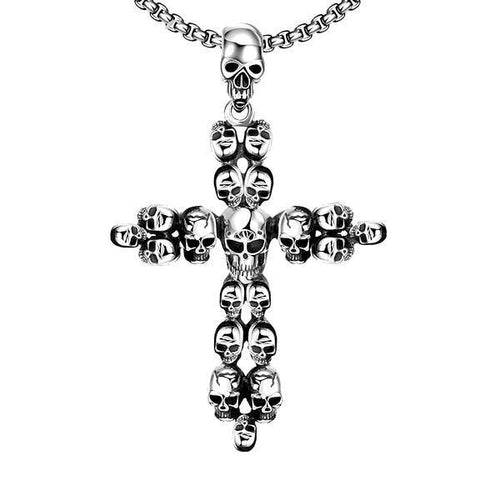 SKULL CROSS JEWINGER