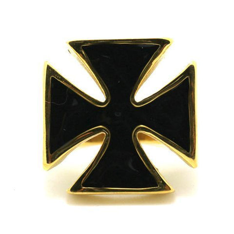 GOLD IRON CROSS JEWINGER