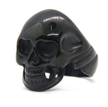 ANATOMICAL BLACK SKULL