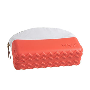 Beauty and the Bogg Coral Pouch
