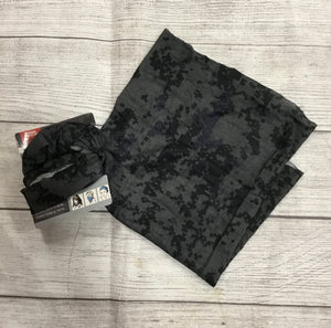Multi-wear Bandana Pixel Grey