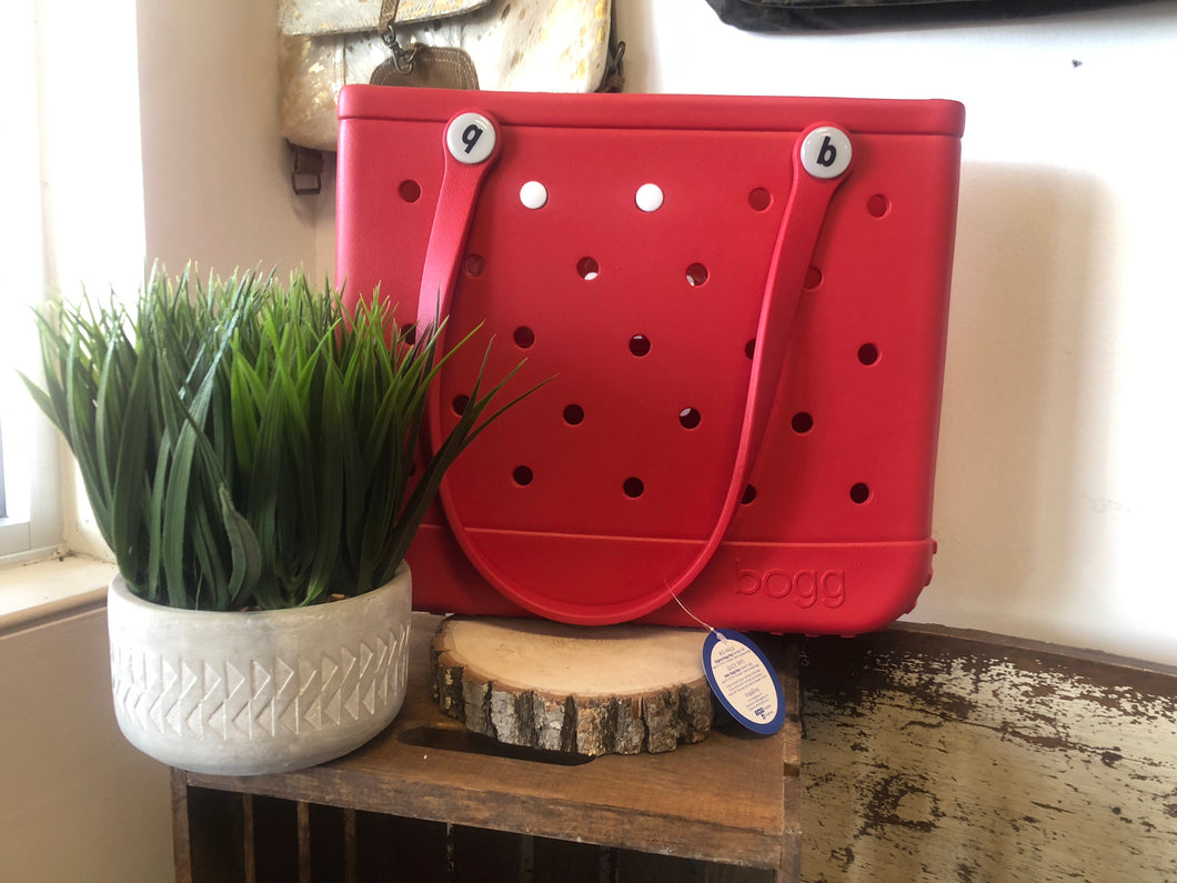 Bogg Bag small red