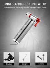 Load image into Gallery viewer, MINI PORTABLE BIKE PUMP