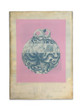 Jacob Ben Cohen | Octopus cyanotype