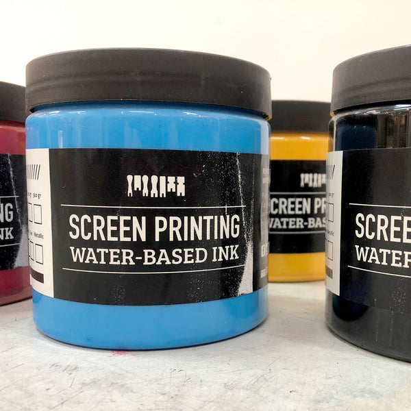 Water-based Screen Printing ink