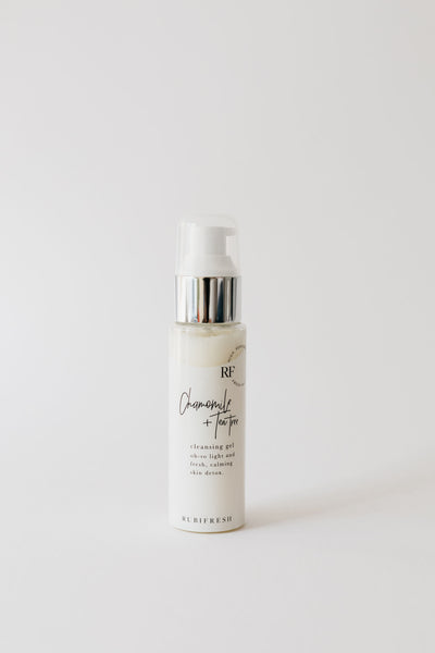 Chamomile + Tea Tree Cleansing Gel 65ml (teens)