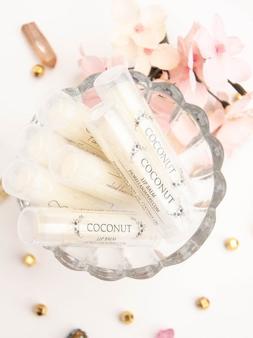 Coconut Lip Balm