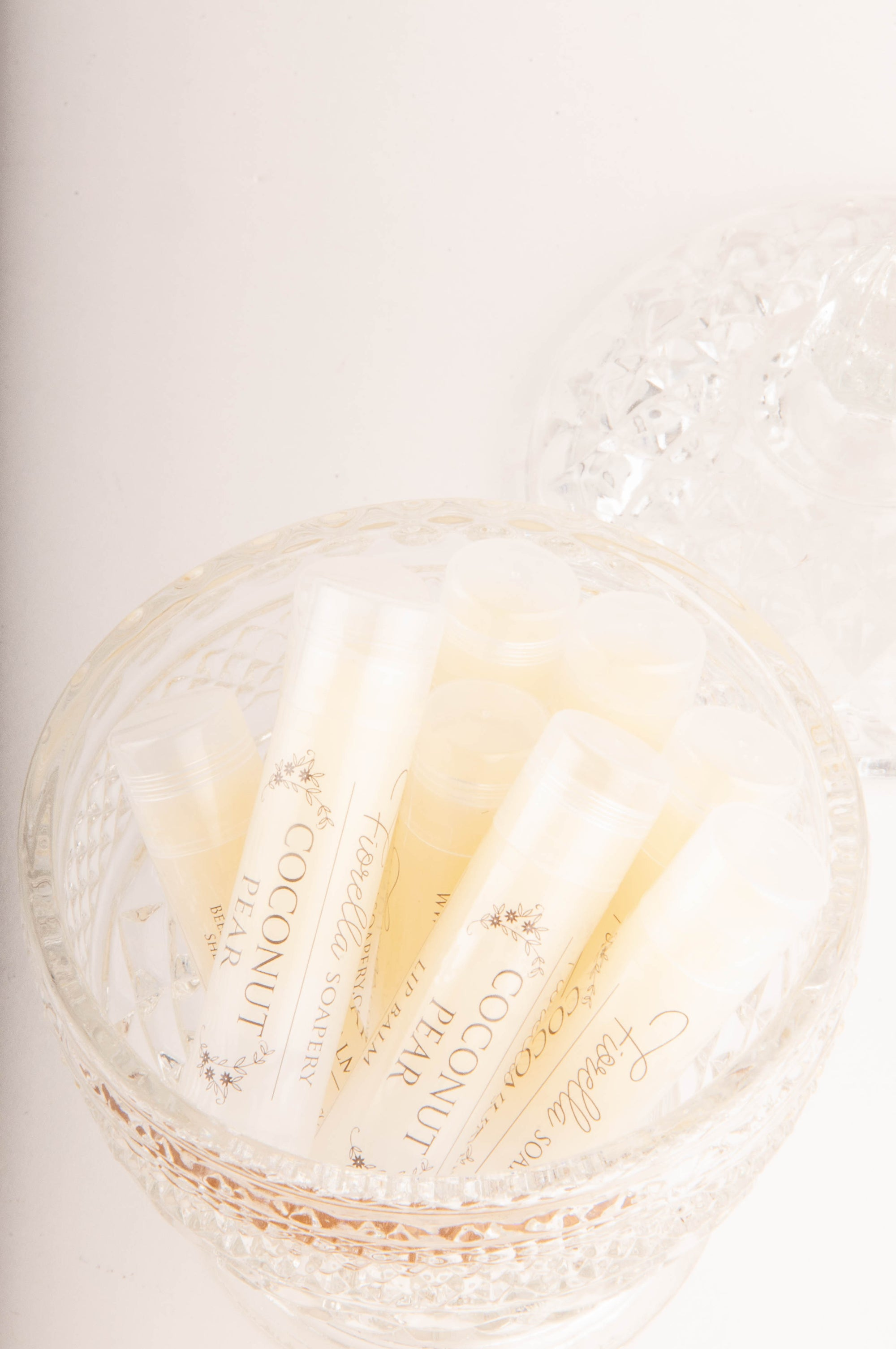Coconut Pear Lip Balm