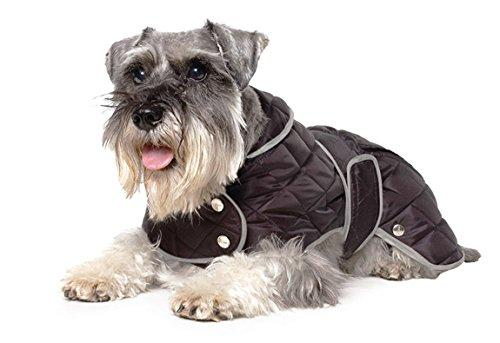 Muddy Paws Diamond Quilt Coat - DogSmart.ie