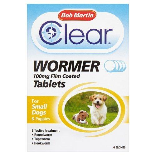 Bob Martin Clear Wormer Tablets for Large Dogs - DogSmart.ie