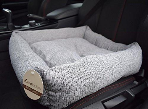 All Pet Solutions Travel Pet Dog Puppy Car Bed - DogSmart.ie