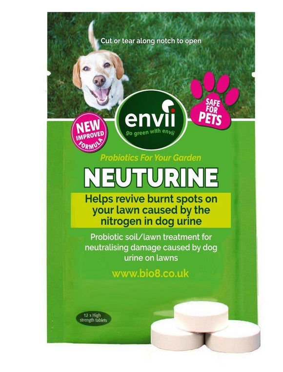 Envii Neuturine – Dog Urine Neutraliser  Repairs Lawn Burn Sports - DogSmart.ie