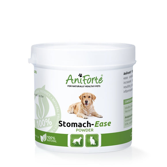 AniForte Stomach-Ease Probiotic for Dogs, Advanced Digestive Support - DogSmart.ie