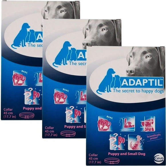 ADAPTIL Collar, Puppy/Small - DogSmart.ie