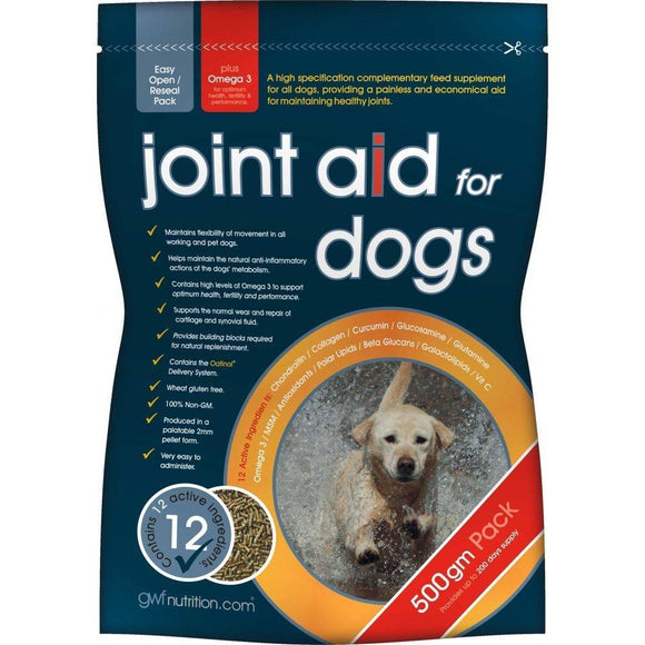 GWF Joint Aid for Dogs with Omega 3 - DogSmart.ie