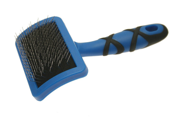 Dog Grooming Professional Firm Slicker Brush - DogSmart.ie