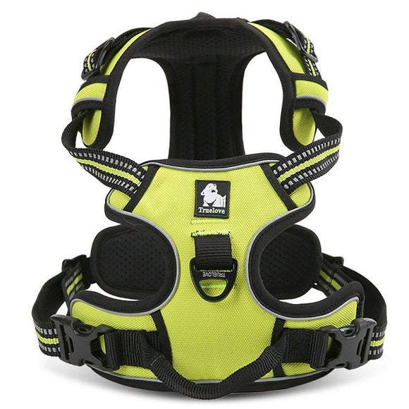 Adjustable Soft Padded No Pull Dog Harness - DogSmart.ie