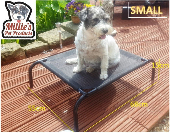 Elevated Dog Bed Portable Waterproof Outdoor - DogSmart.ie