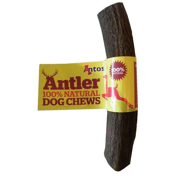 Antos Antler Natural Dog Chew - DogSmart.ie