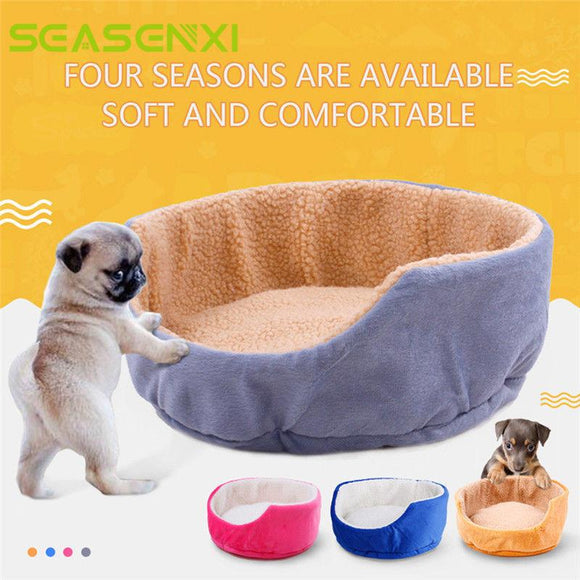 Soft and Comfortable Small Dog Bed - DogSmart.ie