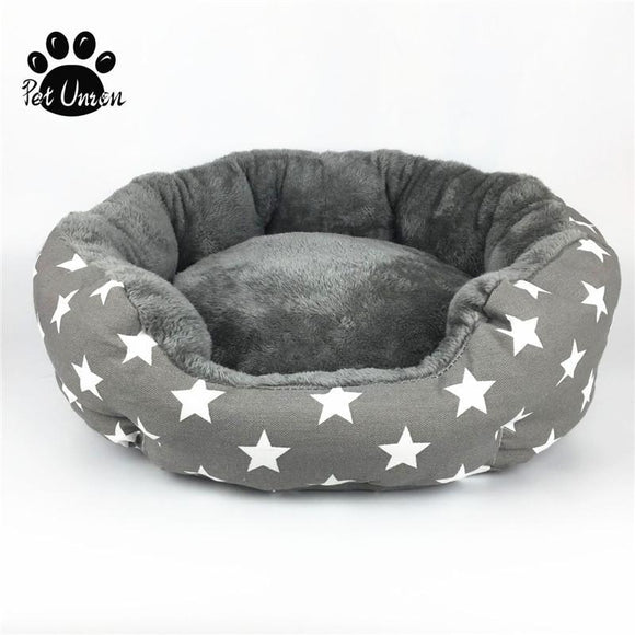 Dog Bed Soft Pet Pad Cushion Removable Pillow - DogSmart.ie